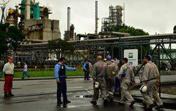 Petrobras temporario
