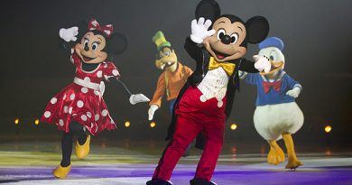 Disney-On-Ice temporario